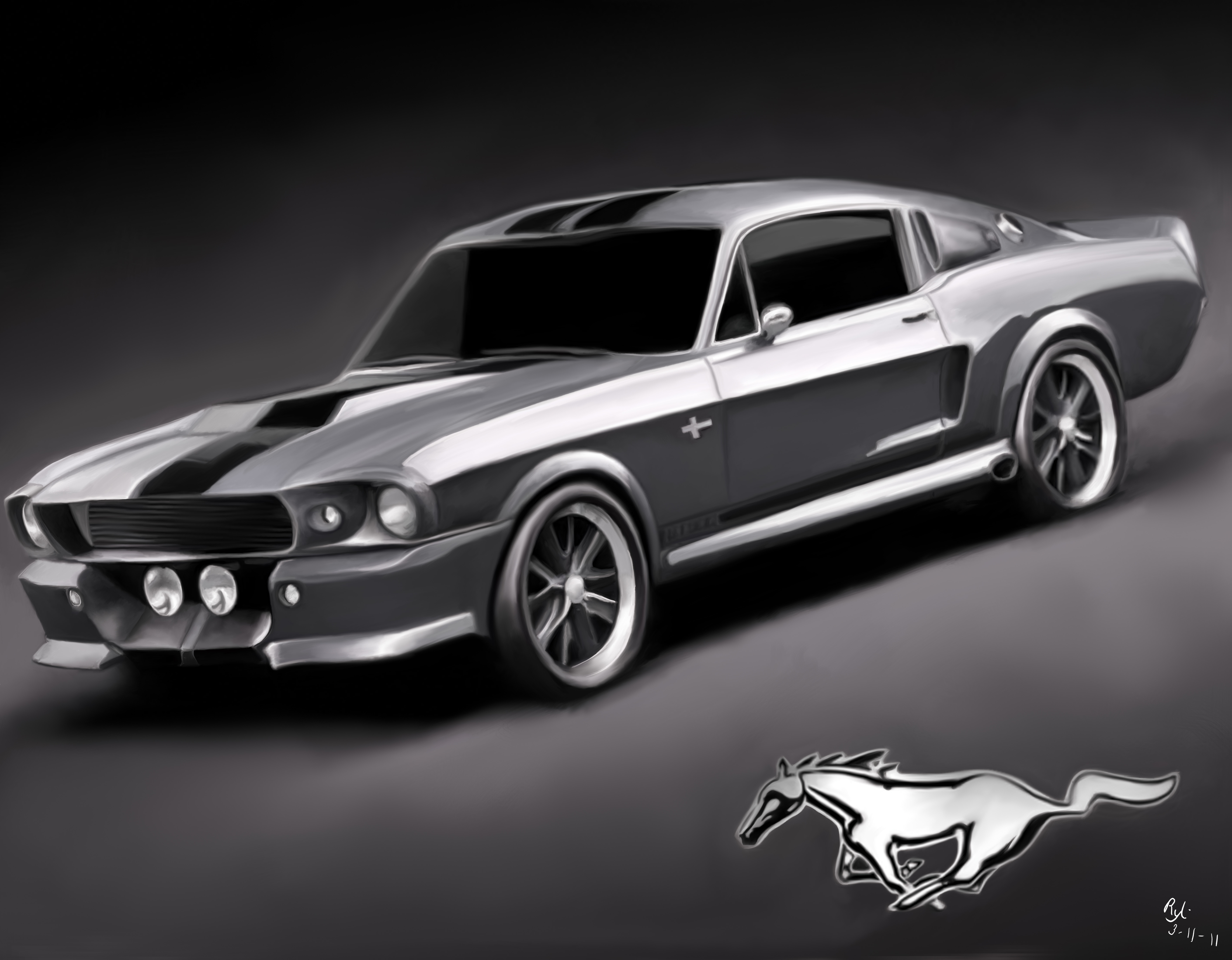 topworldauto photos of ford mustang shelby gt 500 photo galleries. Black Bedroom Furniture Sets. Home Design Ideas