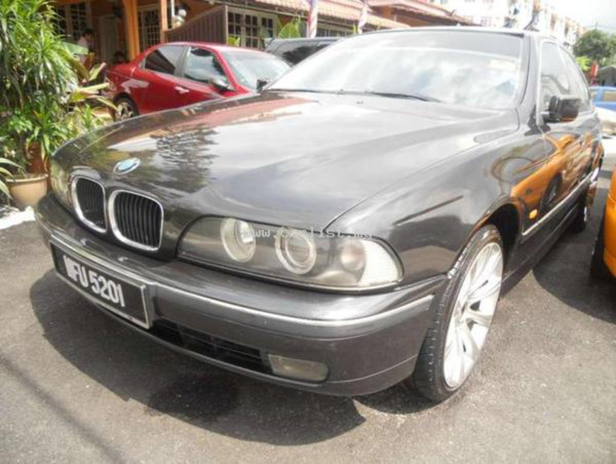 BMW 526i. View Download Wallpaper. 600x452. Comments
