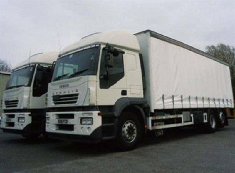 2006 06 IVECO STRALIS 310 High roof sleepers,