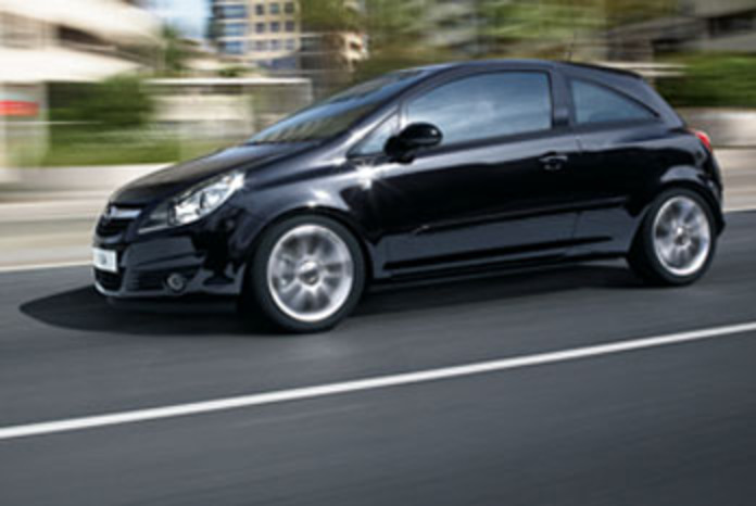 A 2007 Opel Corsa General image of a 2007 Opel Corsa. Picture credit: Opel.