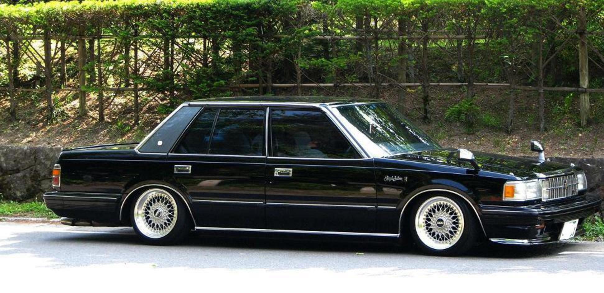 Toyota Crown jdm
