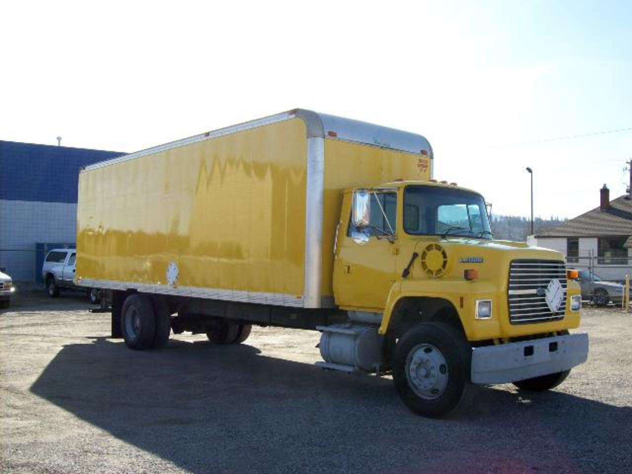 TopWorldAuto Photos of Ford L7000 photo galleries
