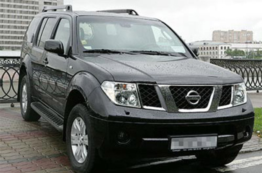 Car prices of Nissan Pathfinder is approx $26,500.