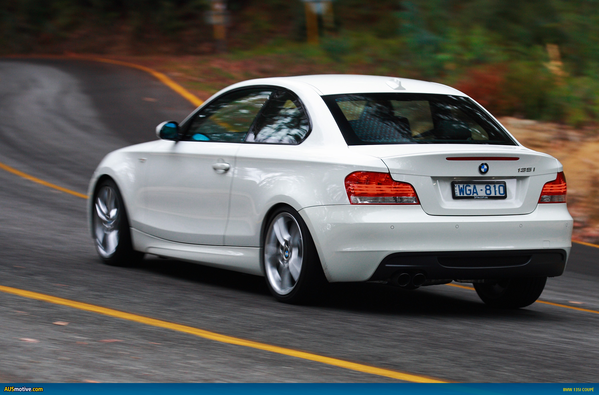 BMW 135i Coupe. For me, though, the S3 was just more fun to drive.