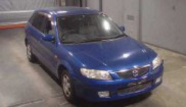 Mazda Familia 13 Hatch - articles, features, gallery, photos,
