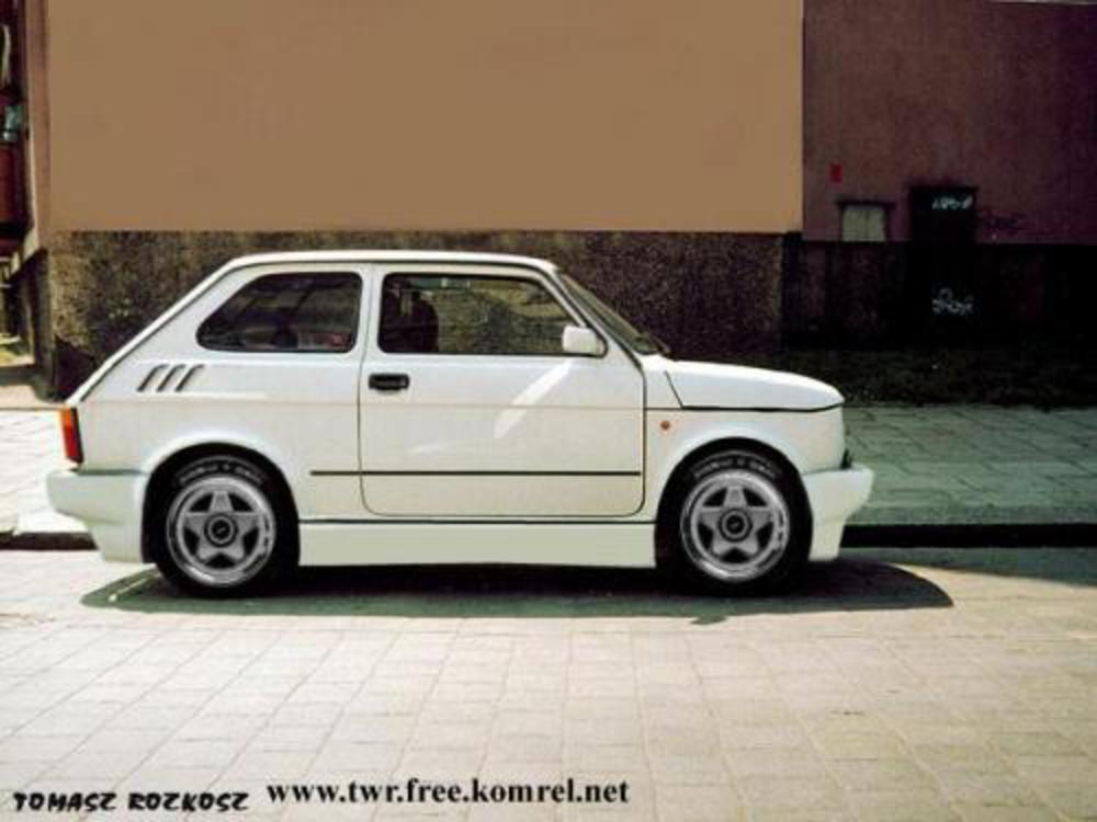 TopWorldAuto >> Photos of Fiat 126p Maluch - photo galleries