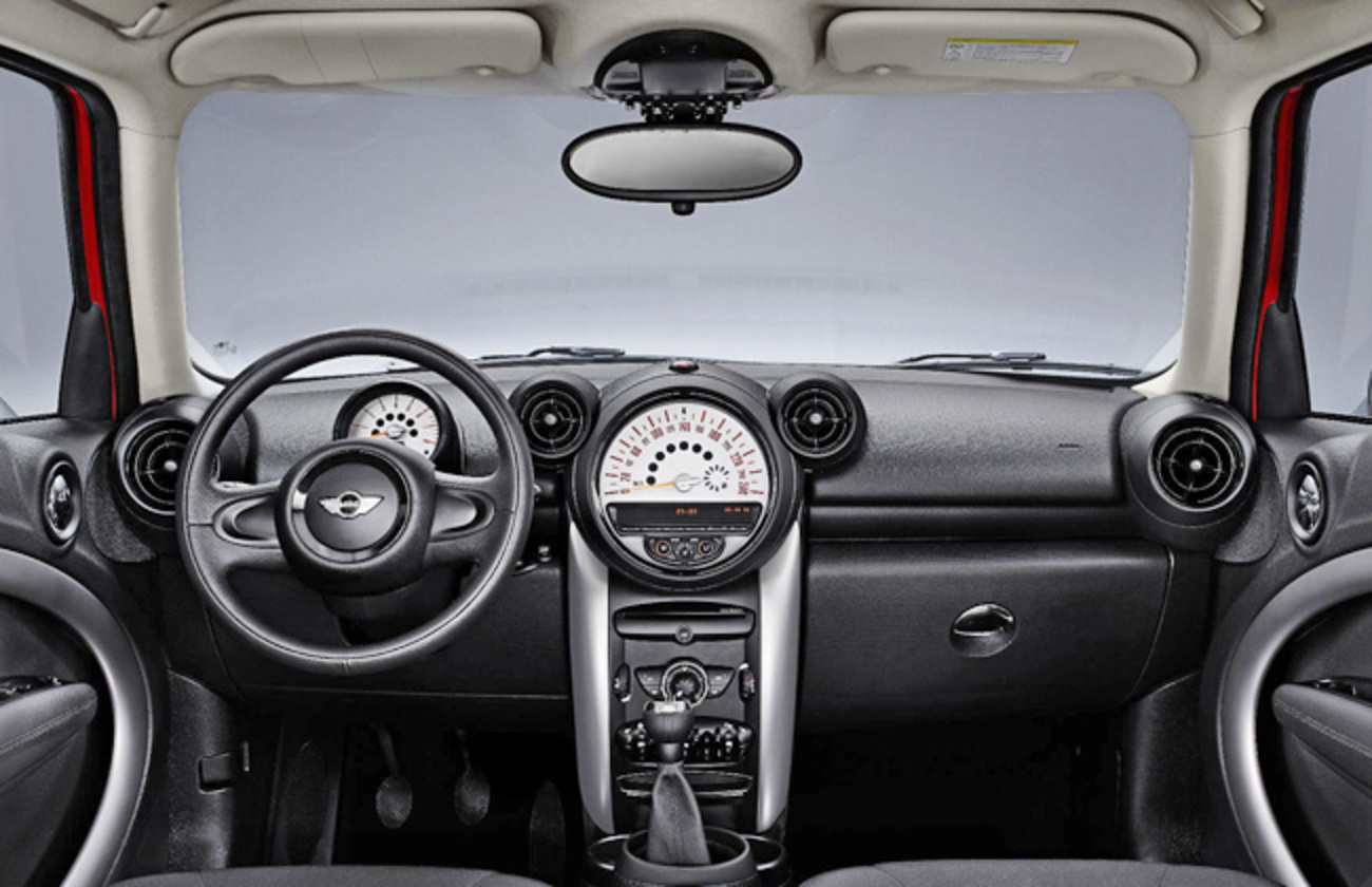 Updated Mini Countryman's Specifications Unveiled | CarDekho.