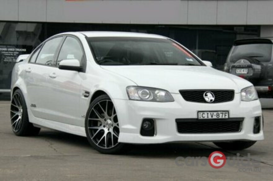 2012 HOLDEN COMMODORE SS-V VE II MY12. Picture 1 of 15. Play video