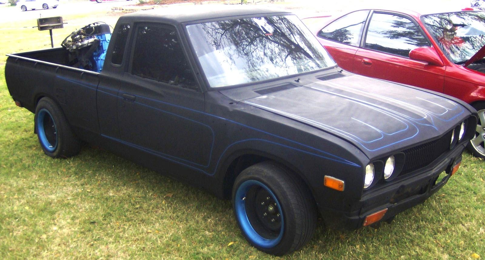 TopWorldAuto >> Photos of Datsun Pick-up - photo galleries