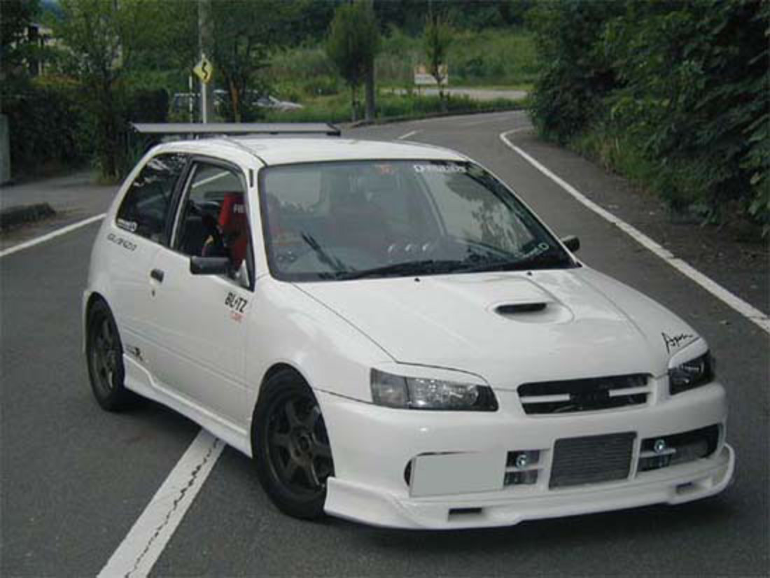 Posts related to Toyota Starlet Glanza. Toyota Glanza Modified