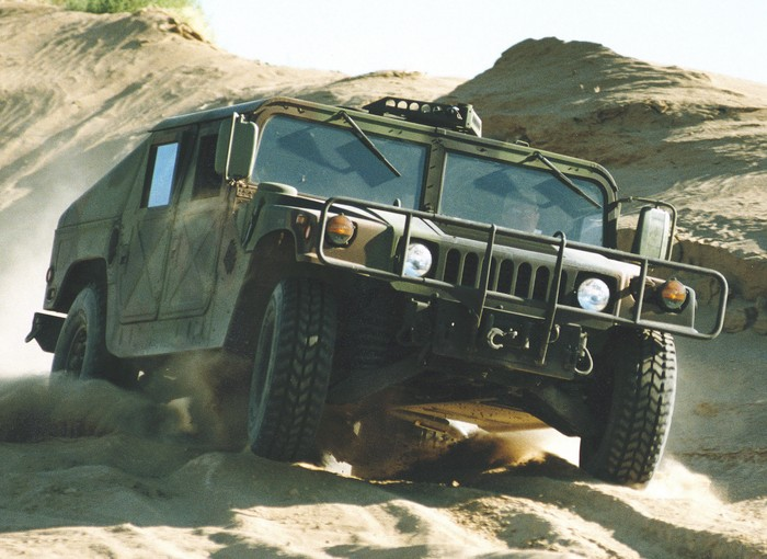Class of '86 – AM General HMMWV | Hemmings Blog
