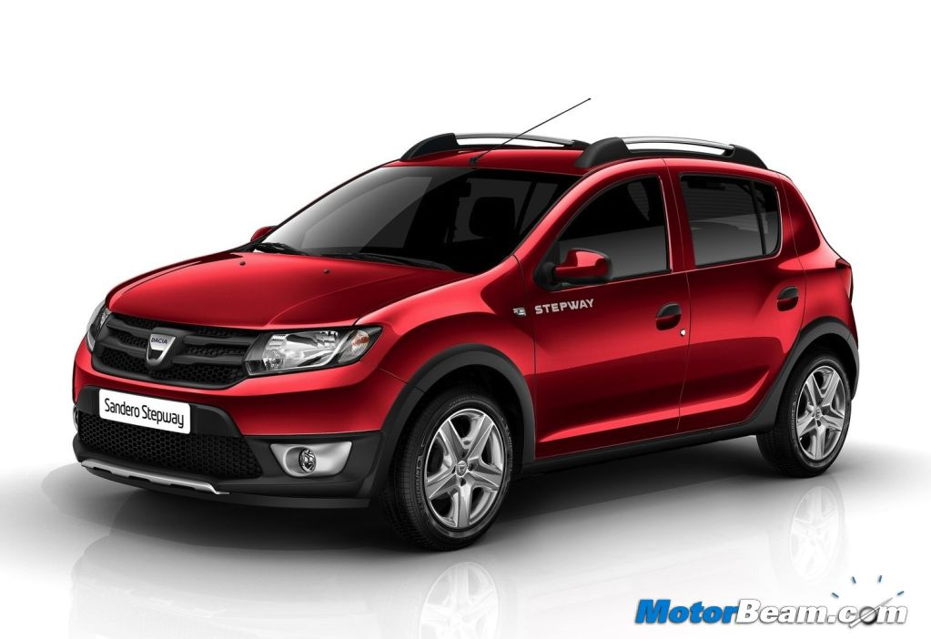 The Dacia Sandero Stepway is a sub-compact hatchback with off-road