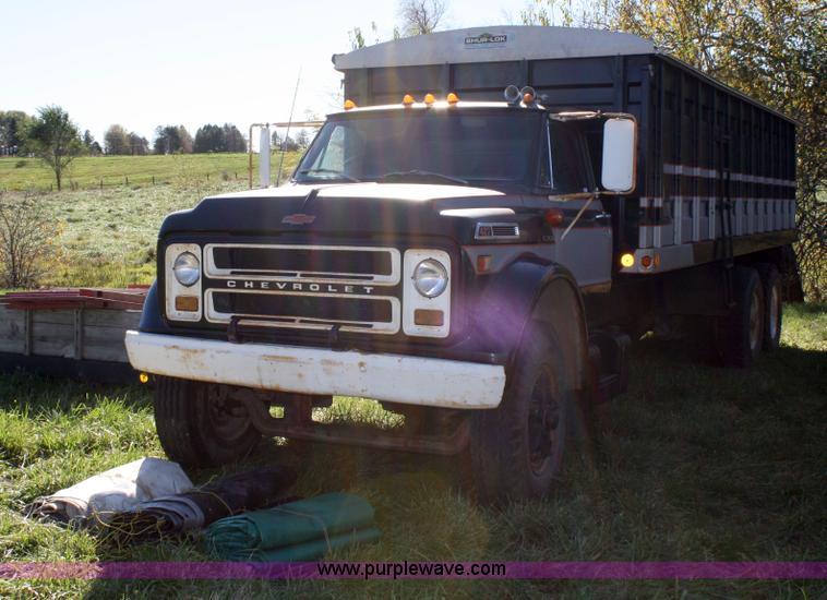 TopWorldAuto >> Photos of Chevrolet C60 - photo galleries