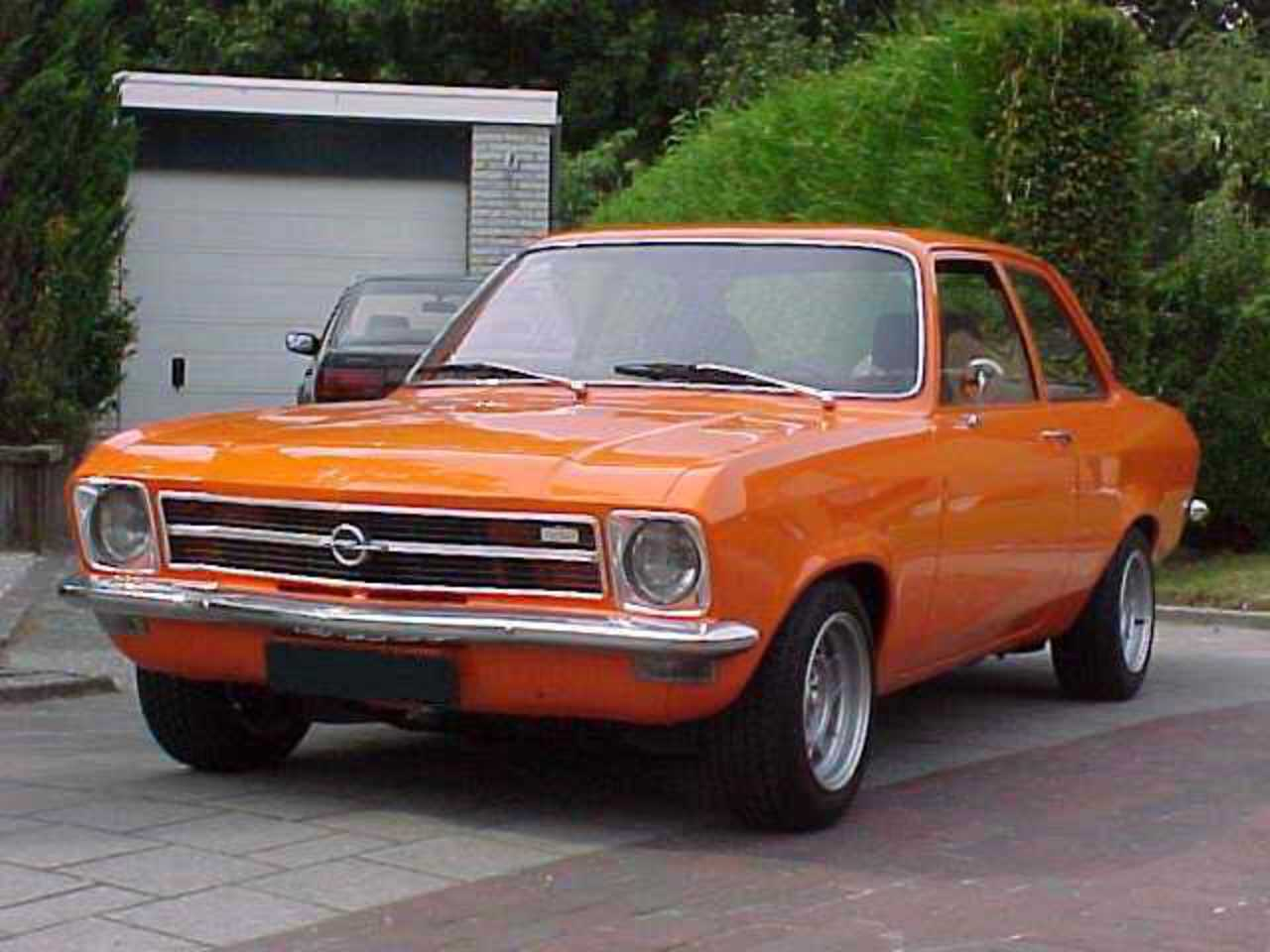 Opel Ascona 18 E Sport. View Download Wallpaper. 640x480. Comments