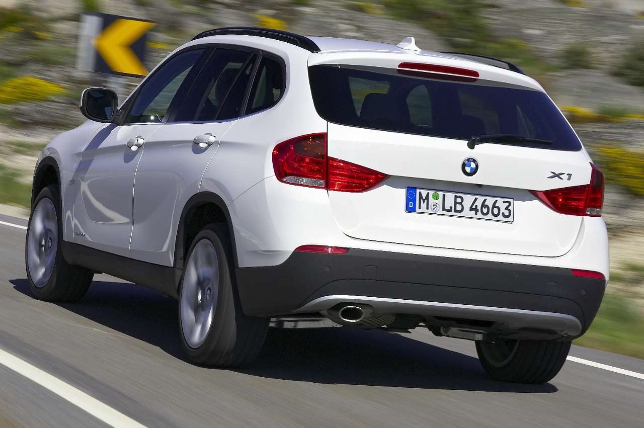 BMW X1 Xdrive 18d - huge collection of cars, auto news and reviews,