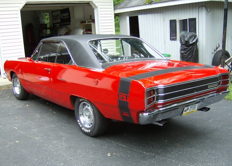 1969 Dodge Dart GT. Back to Recently Appraised.
