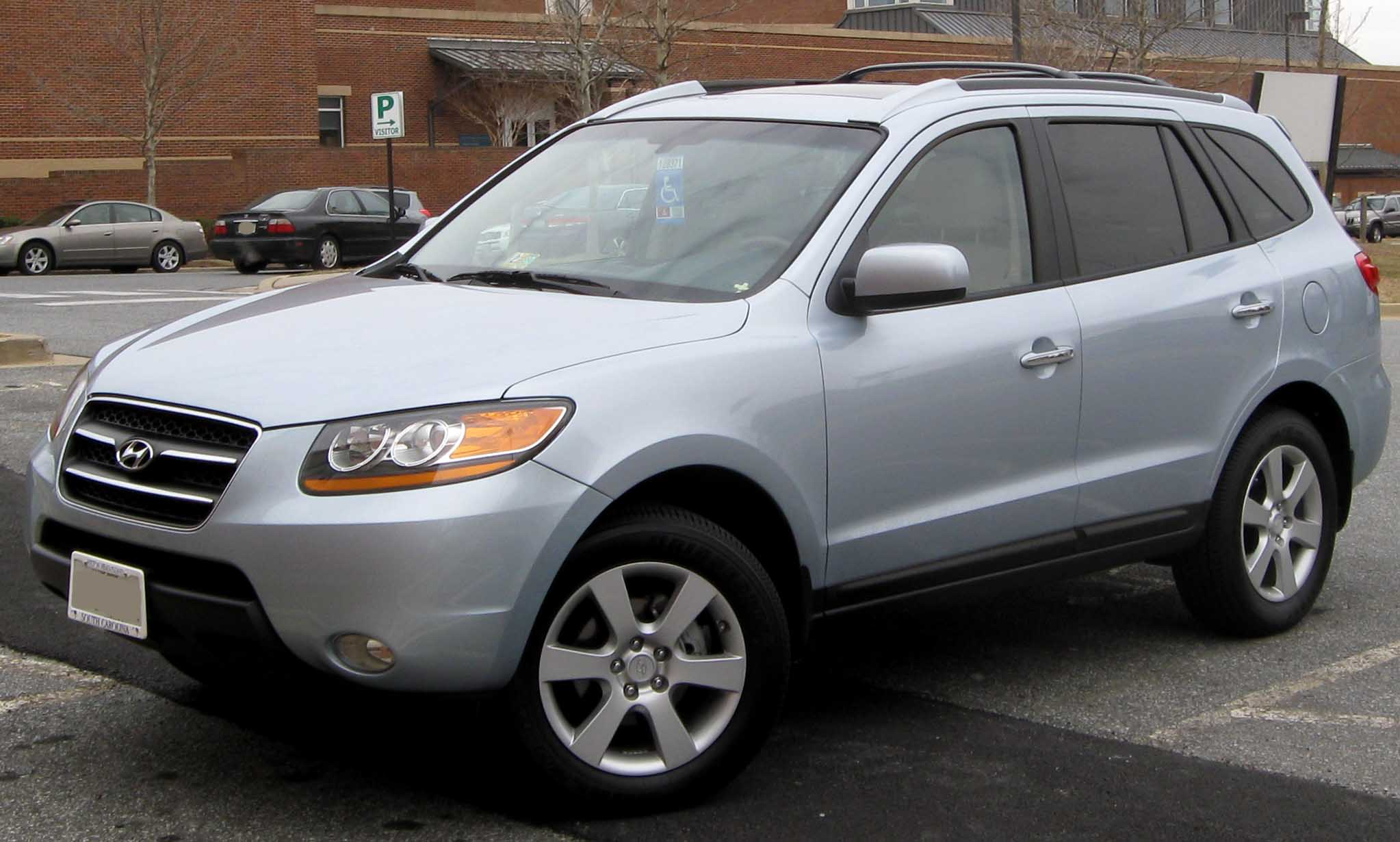 File:2nd Hyundai Santa Fe Limited.jpg