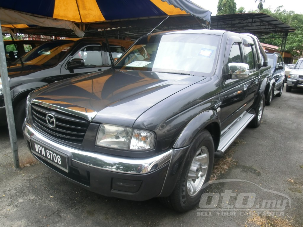 USED 2005 Mazda Fighter 2.5 (A) INDIVIDUALKenny Loo. RM 49,800 Selangor