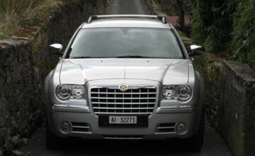 Shopping Tools. Advertisement. 2007 Chrysler 300C Touring AWD