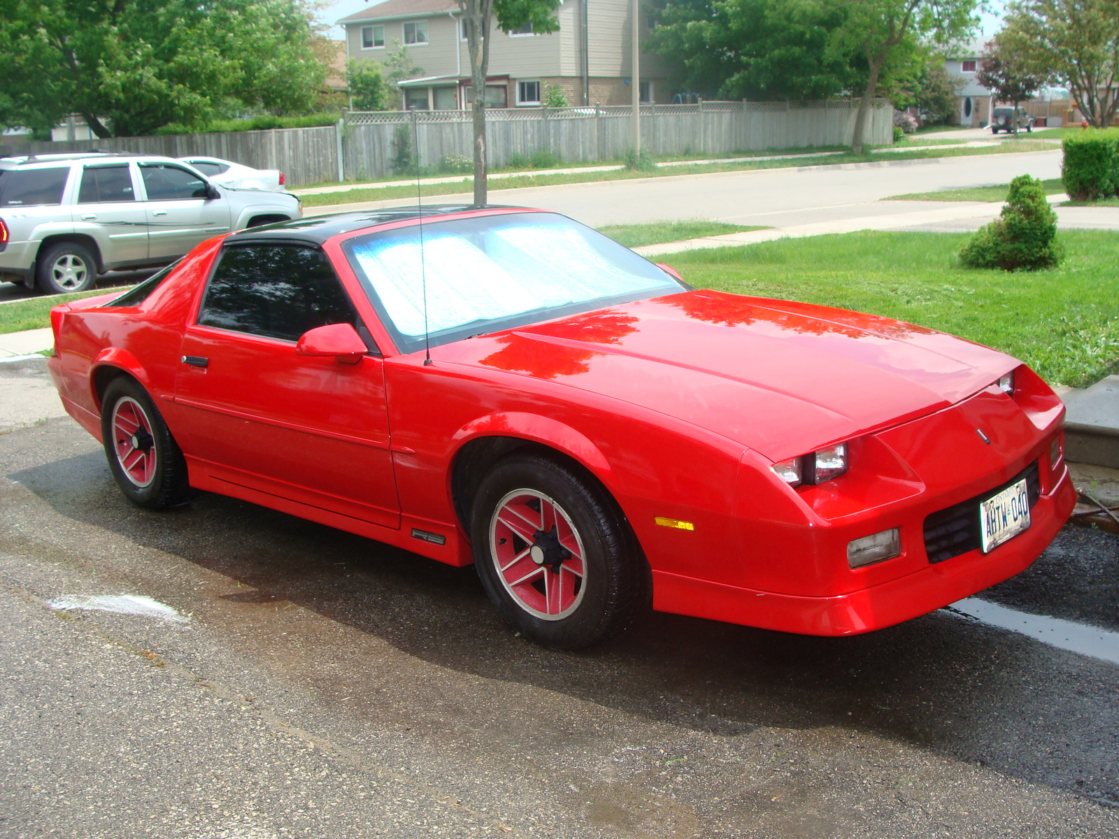 1989 Chevrolet Camaro RS Coupe picture, exterior
