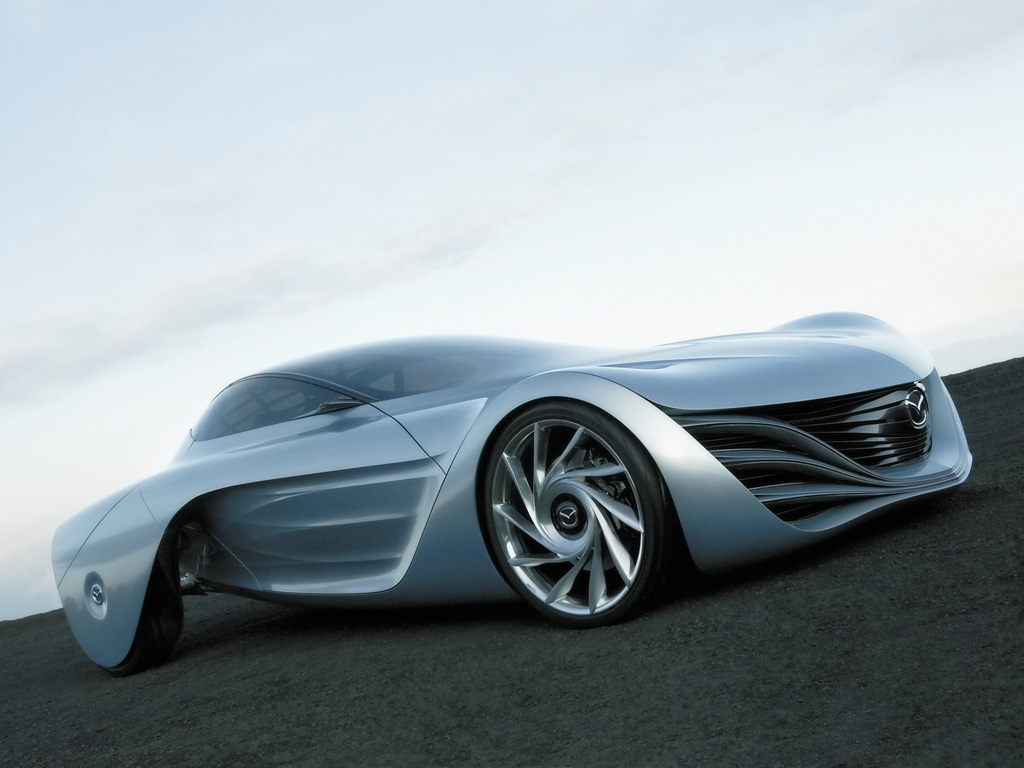 Mazda Taiki Concept Car Images
