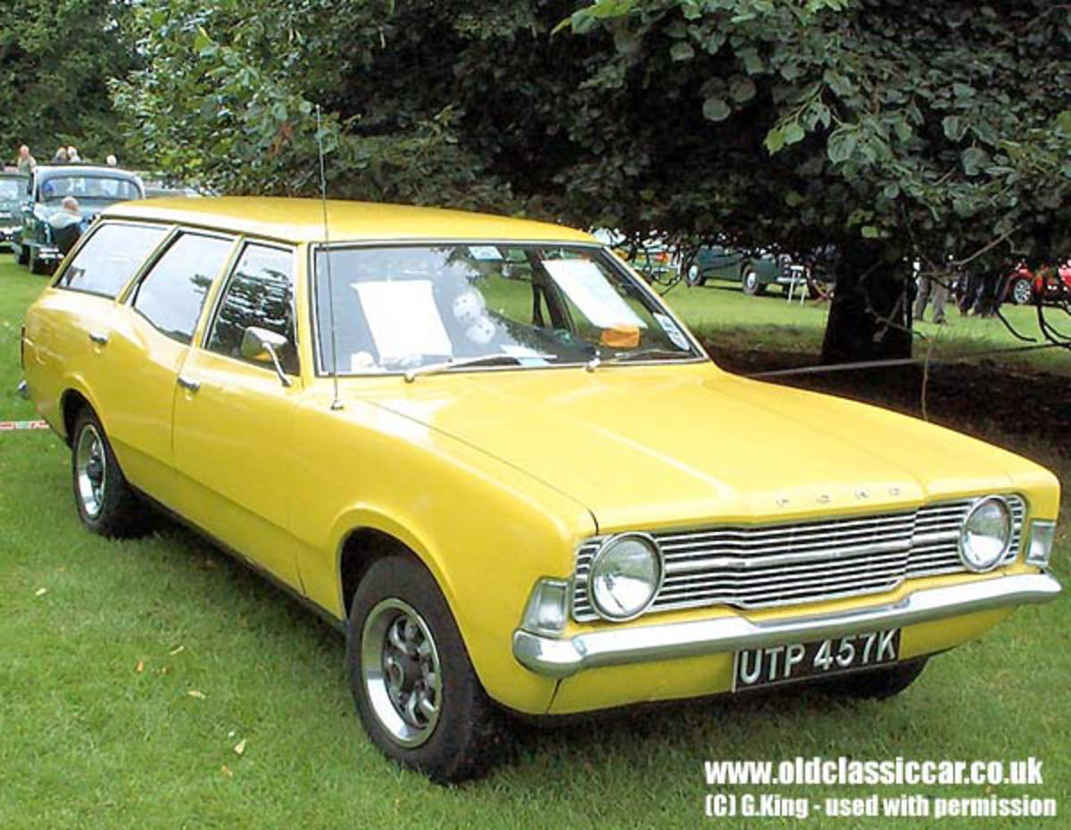 Topworldauto Gt Gt Photos Of Ford Cortina Estate Photo