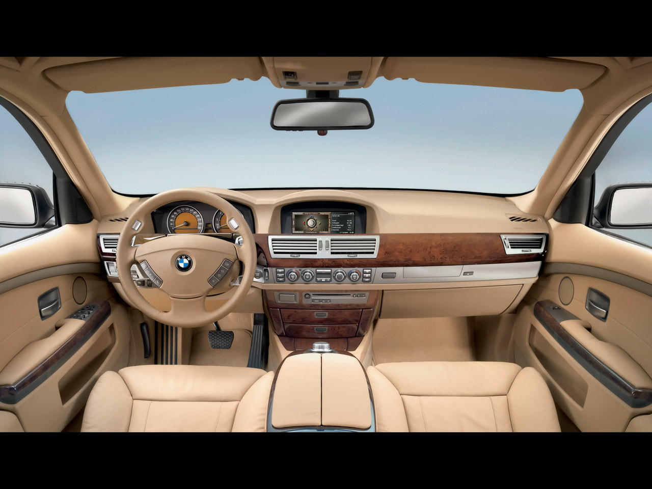 BMW Series 7 - huge collection of cars, auto news and reviews, car vitals,