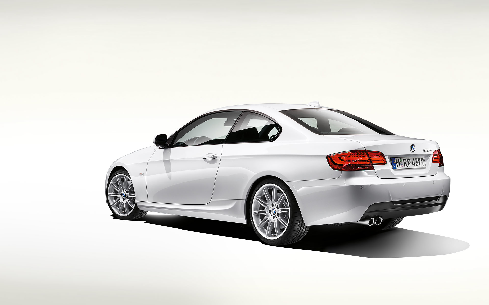 2011 BMW 3-Series Coupe Wallpapers
