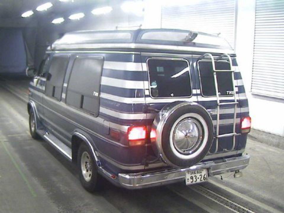TopWorldAuto >> Photos of GMC Camper Van - photo galleries