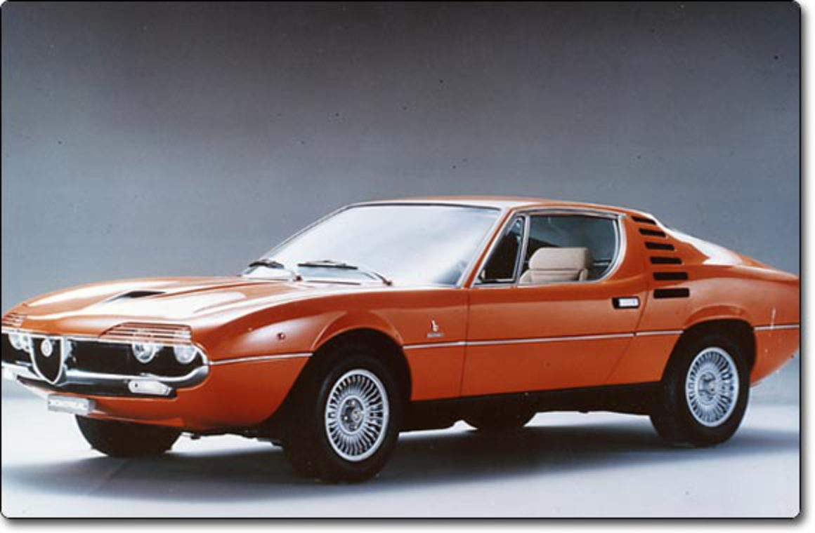 Alfa Romeo Montreal. View Download Wallpaper. 580x380. Comments