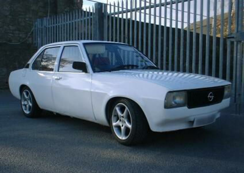 Opel Ascona S. View Download Wallpaper. 424x300. Comments