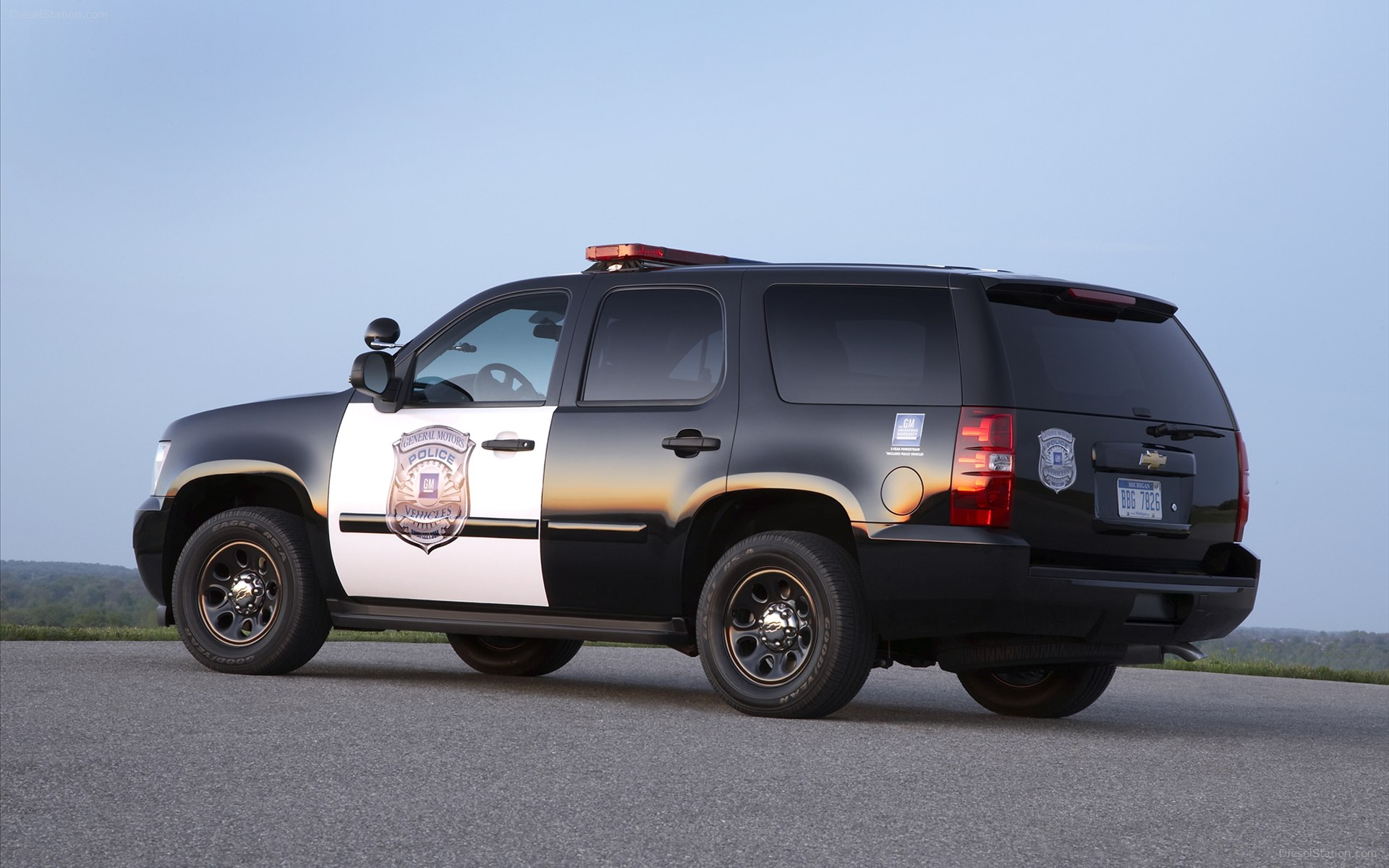 Chevrolet Tahoe PPV 2013 - Car Image at Dieselstation