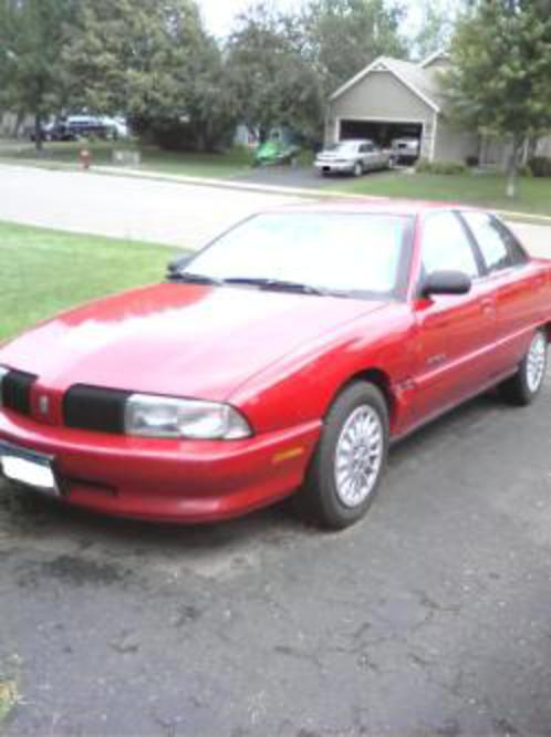 "1996 Oldsmobile Achieva ""S.S. Anthony SL"" - Hometown,"