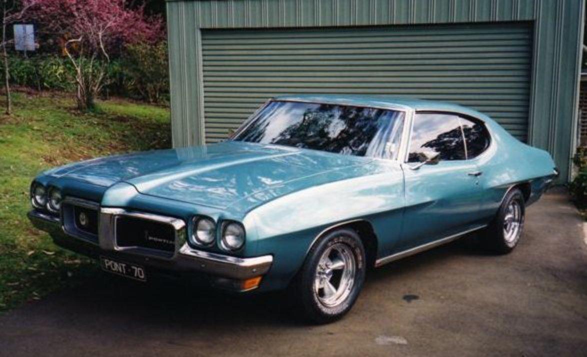 TopWorldAuto >> Photos of Pontiac LE Mans - photo galleries