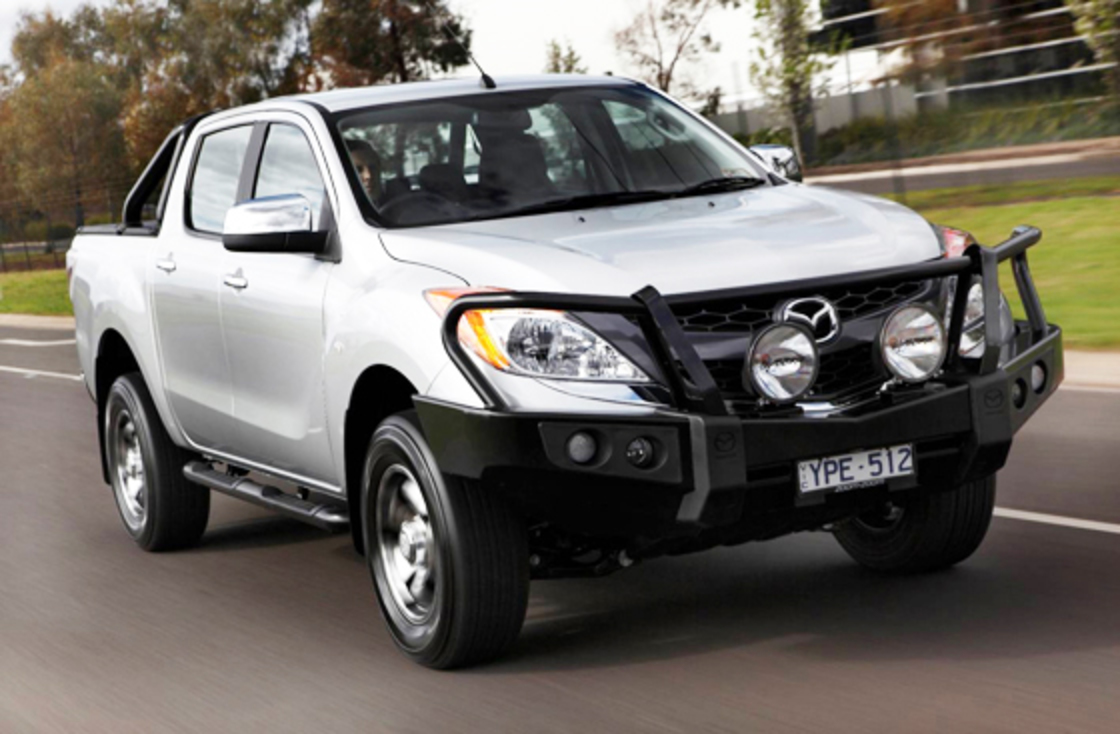 Mazda BT-50 25 Turbo