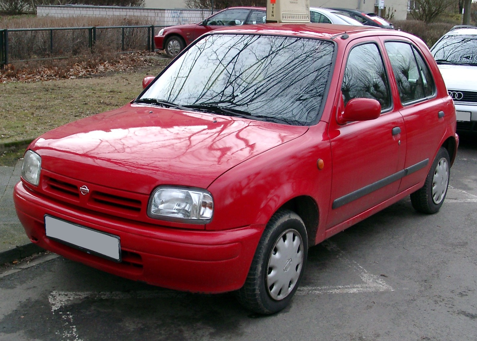 File:Nissan Micra front 20080116.jpg