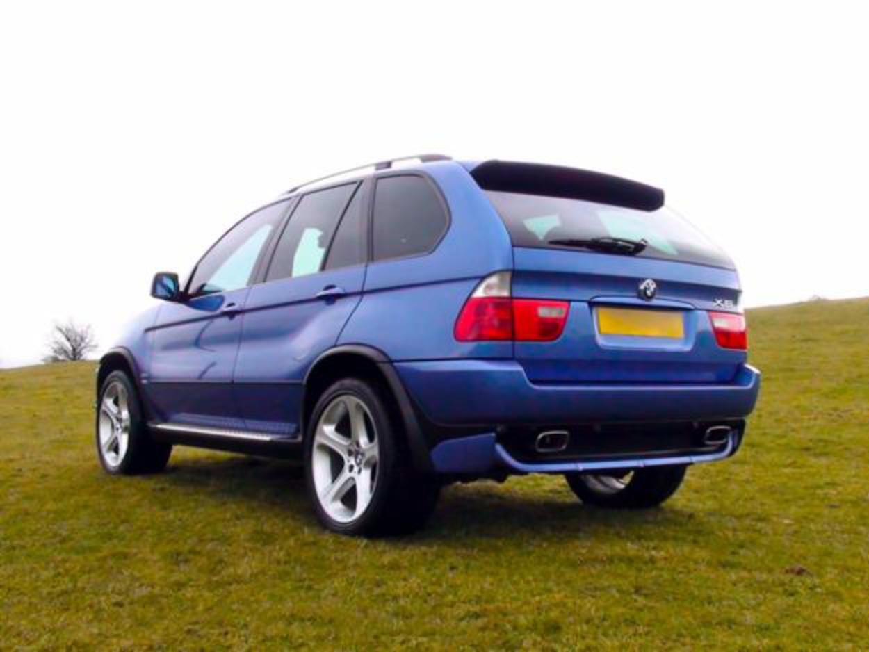 BMW X5 46is AT image 4