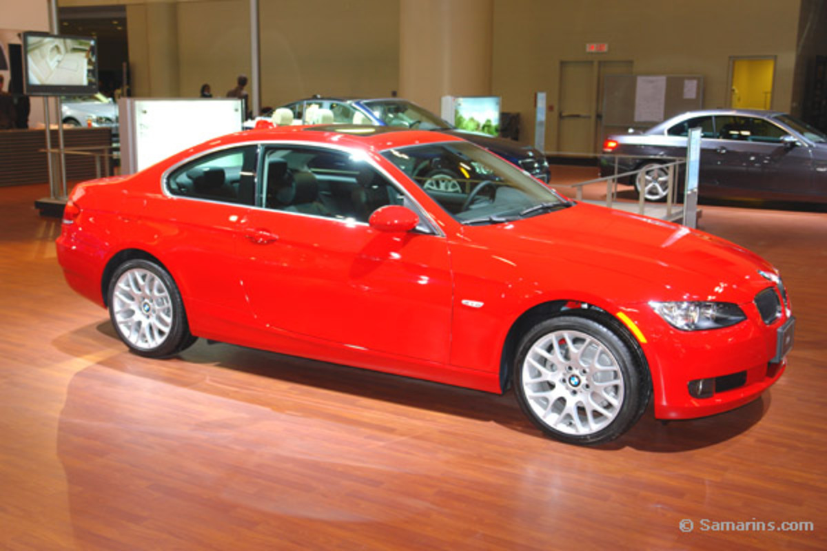 BMW 328xi Coupe image 4