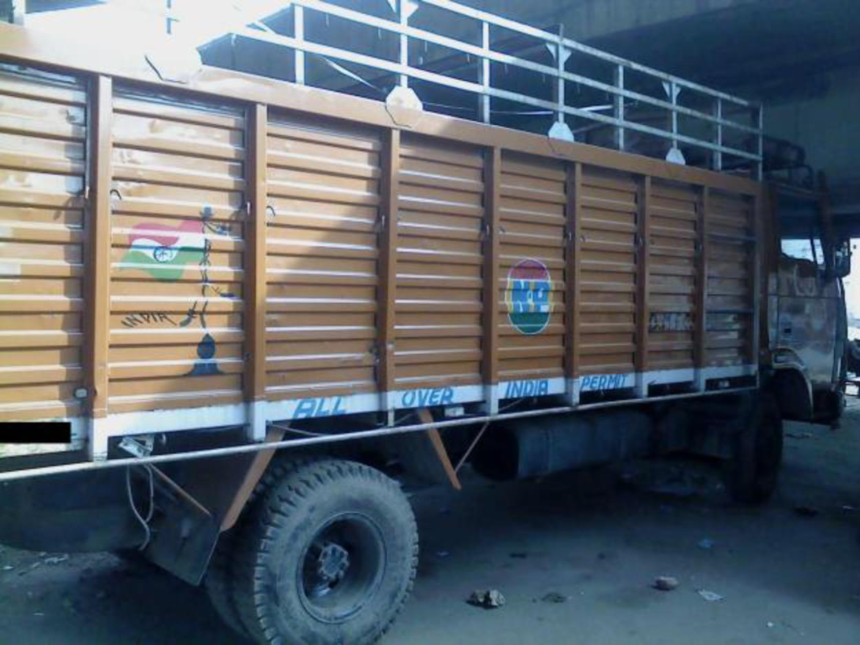 TATA 709 Ex2 2009 Nov - Delhi - Trucks - Commercial Vehicles ...