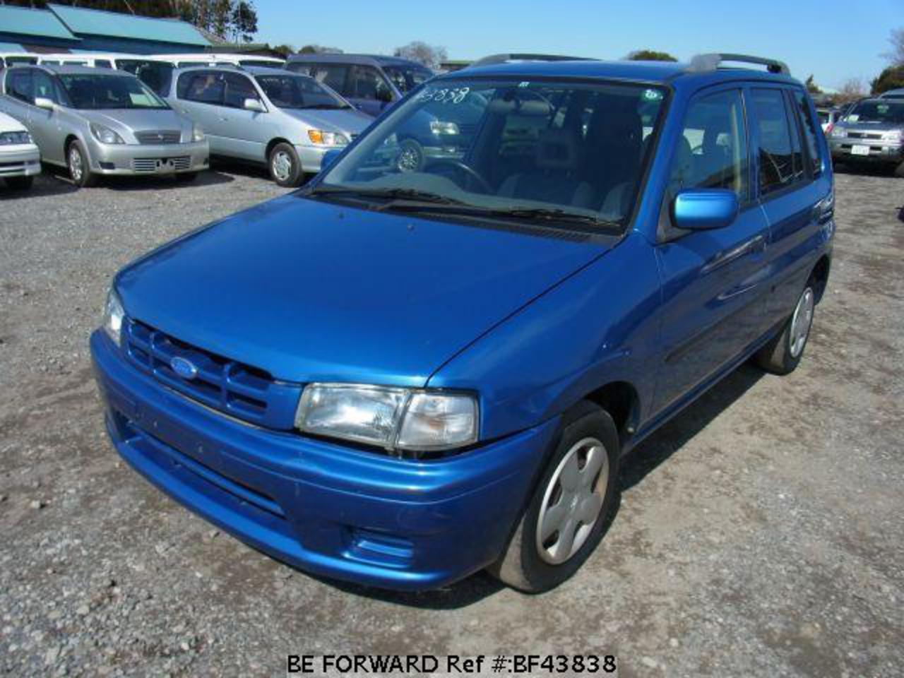 Ford Festiva – комплектации, цены и фото автомобилей Форд ...