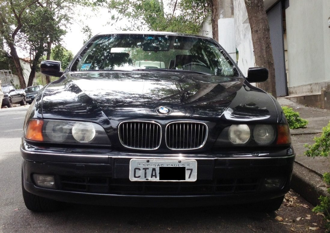 Bmw 540i 4.4 Protection Sedan V8 32v Gasolina 99 - Ano 1999 - 102000 km - no