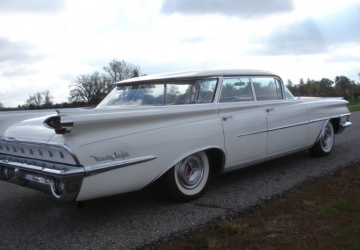 1959 Oldsmobile 98 Holiday Sport Sedan. 1959 Oldsmobile 98 Holiday Sport