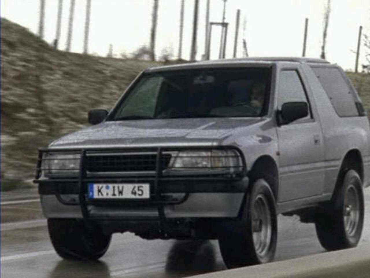 Opel Frontera 22 Sport. View Download Wallpaper. 640x480. Comments