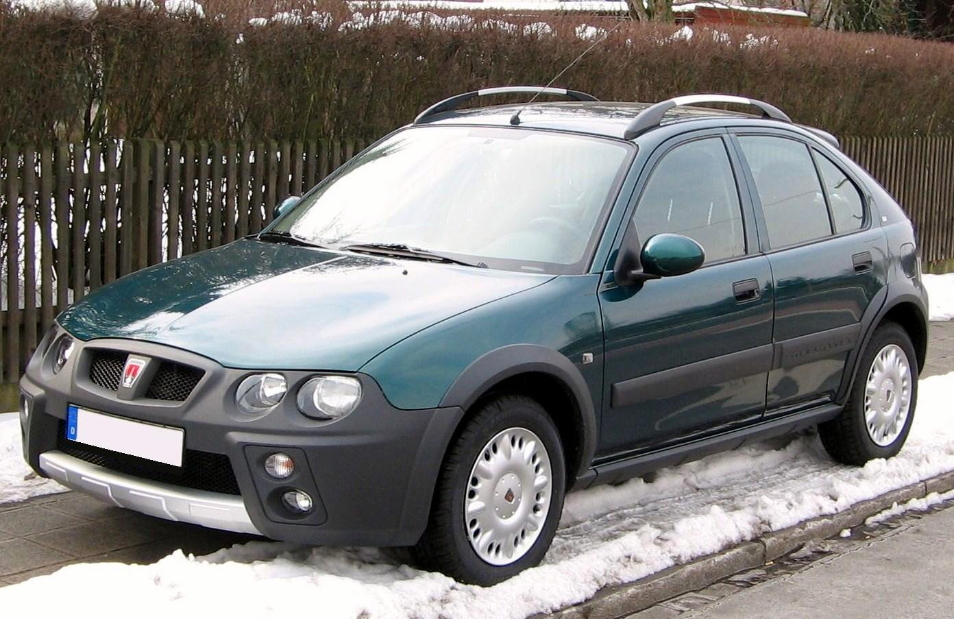 File:2005 Rover Streetwise.jpg - Wikimedia Commons