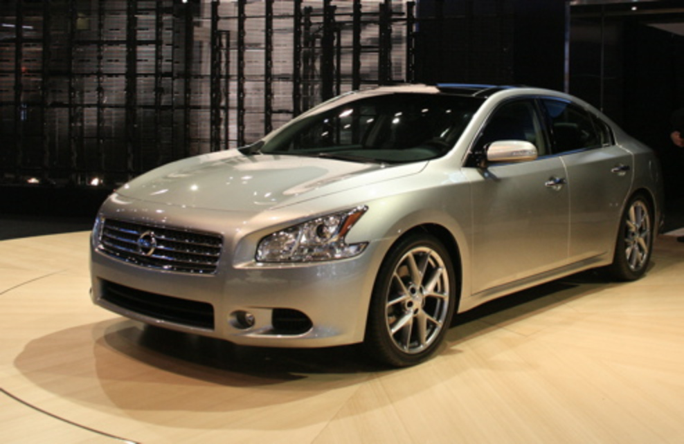 Nissan Maxima Si 35 - huge collection of cars, auto news and reviews,