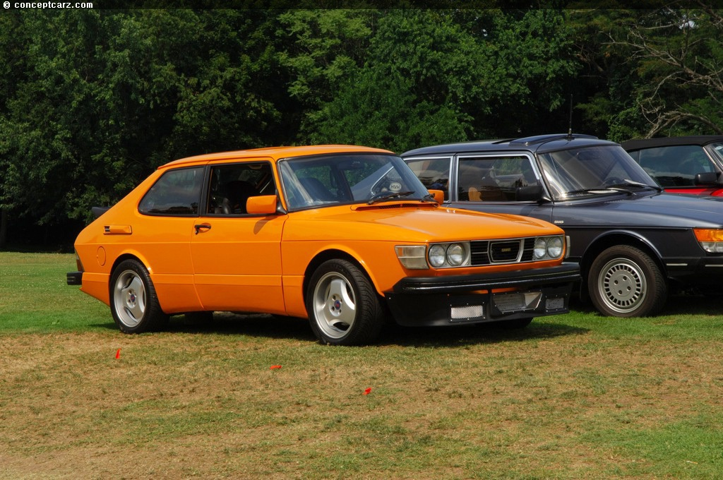 1978 Saab 99 Images. Photo: 78-