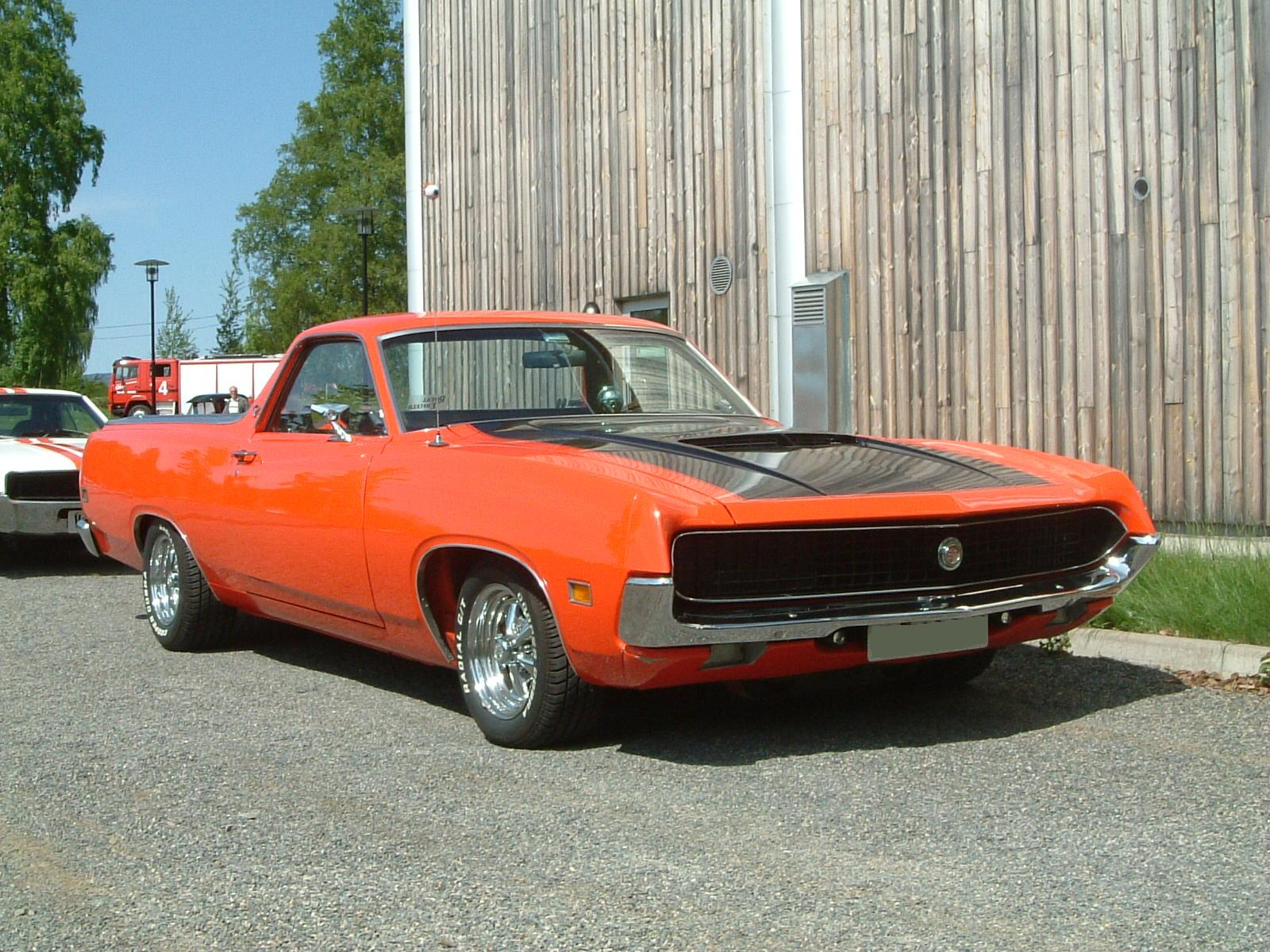 Picture of 1971 Ford Ranchero, exterior