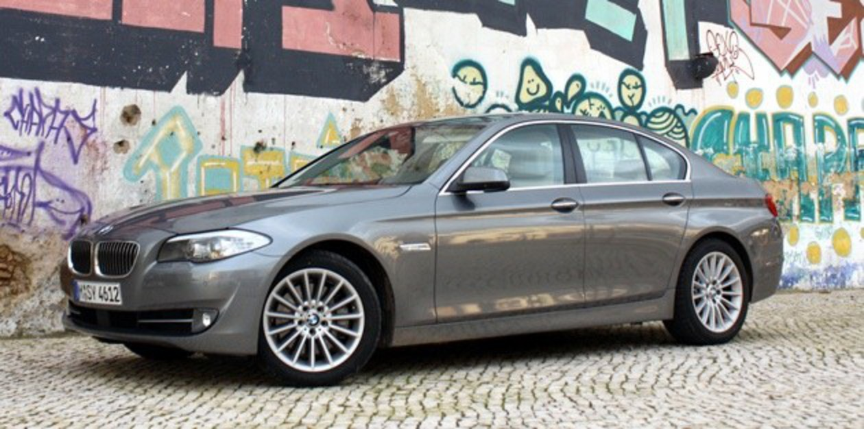 2011 BMW 535i – Click above for high-res image gallery