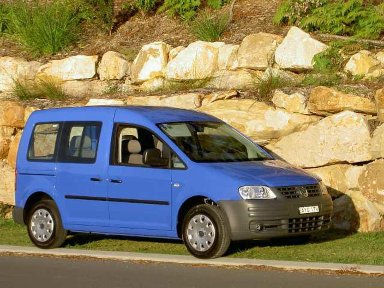 TopWorldAuto >> Photos of Volkswagen CADDY LIFE - photo galleries