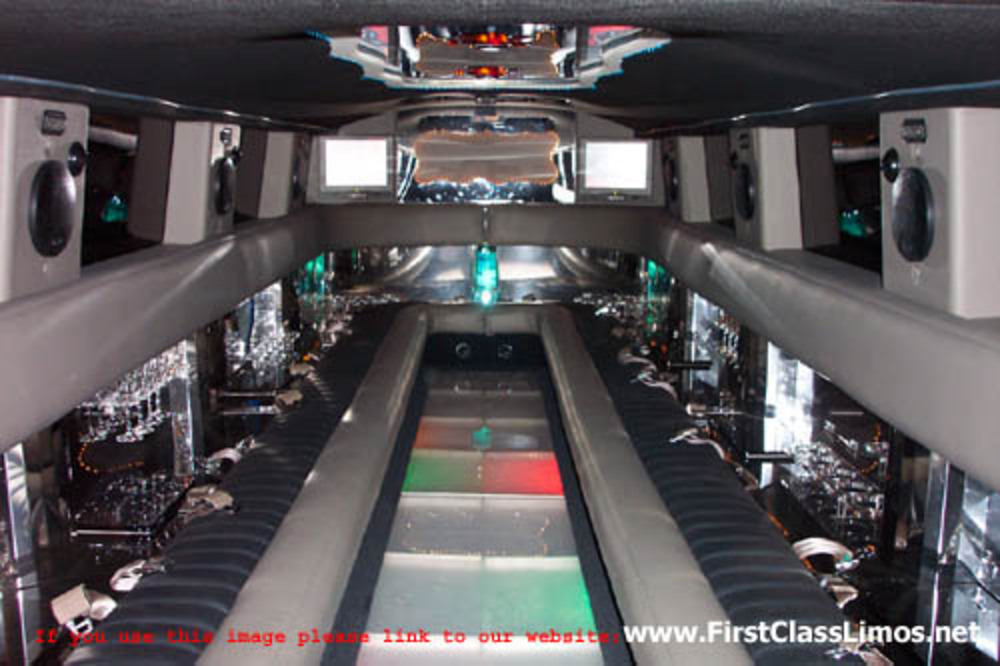 First Class Limos - Hummer H2 Limo - Ohio Hummer Limos - also in Columbus